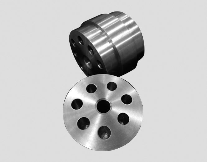 柱塞泵缸体4